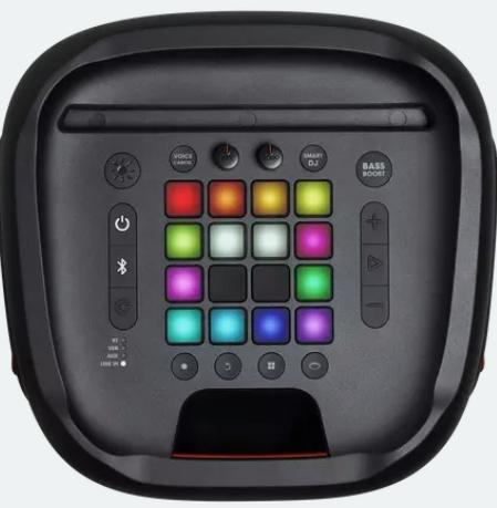 16-Grid DJ Drum Launchpad
